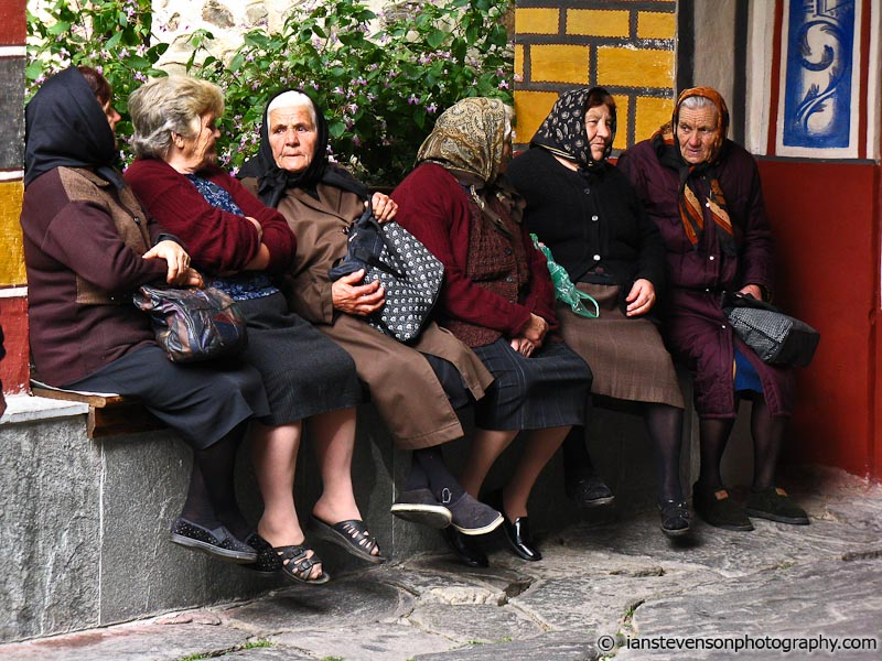 Rila Monastery, Bulgaria - People - Ian Stevenson Photography