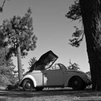 Pine Mountain, California - Automobiles - Ian Stevenson Photography